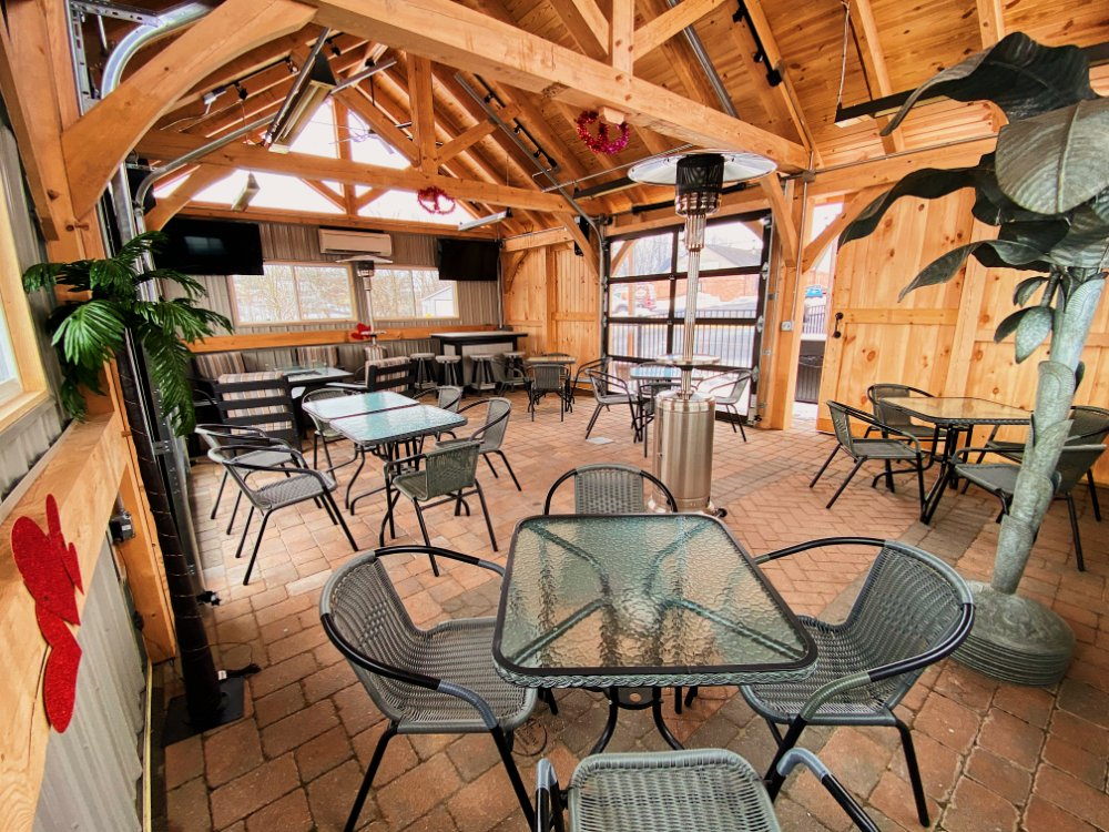 Cafe Pavilion Rental