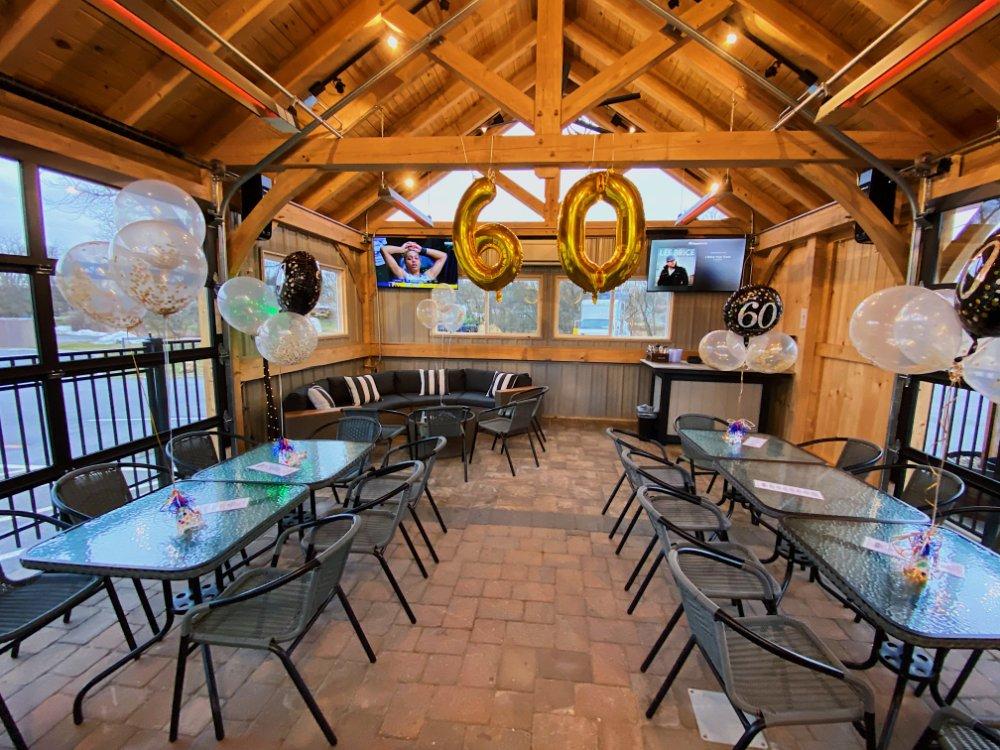 Cafe Pavilion Rental #2